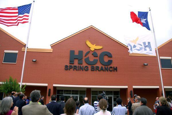 Houston community college spring branch