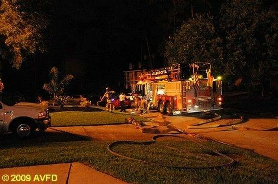 AVFD officials say the cause of a residential fire in Walden is under investigation.