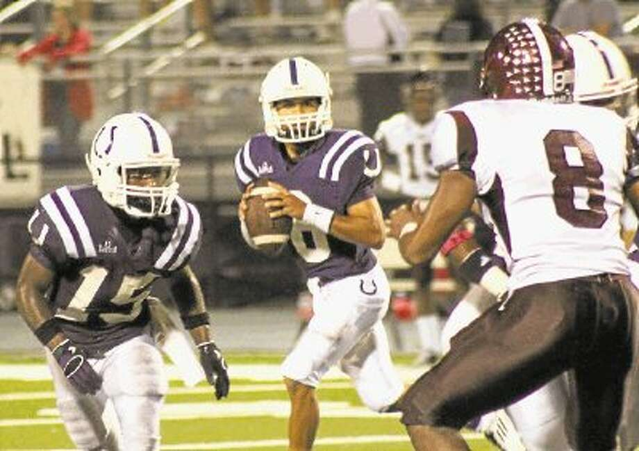 Dayton will be looking for players to step up next season with quarterback Andres Herrera and others moving on. District 19-4A will be one of the most highly contended districts in the area. / @WireImgId=2541919