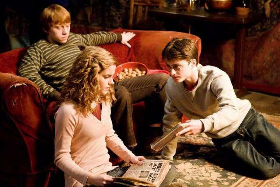 Photo: Jaap Buitendijk / ©2008 Warner Bros. Entertainment Inc. - Harry Potter Publishing Rights © J.K.R.