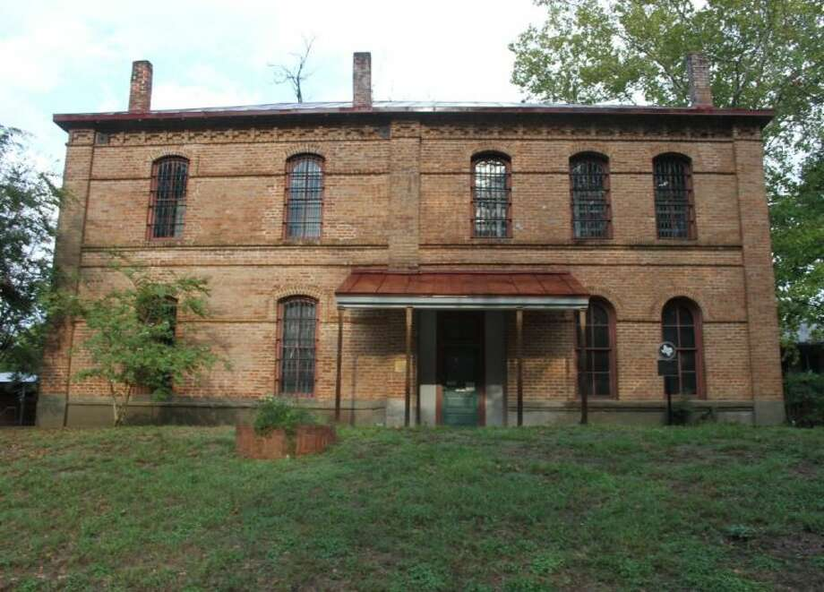 "Built in 1887, the historic ""Old Jail Museum"" in Coldspring was still used as a working jail as late as 1980. The historical society is collecting donation items to sell to raise money for repairs to the Old Town Coldspring area buildings. Photo: JASON FOCHTMAN"