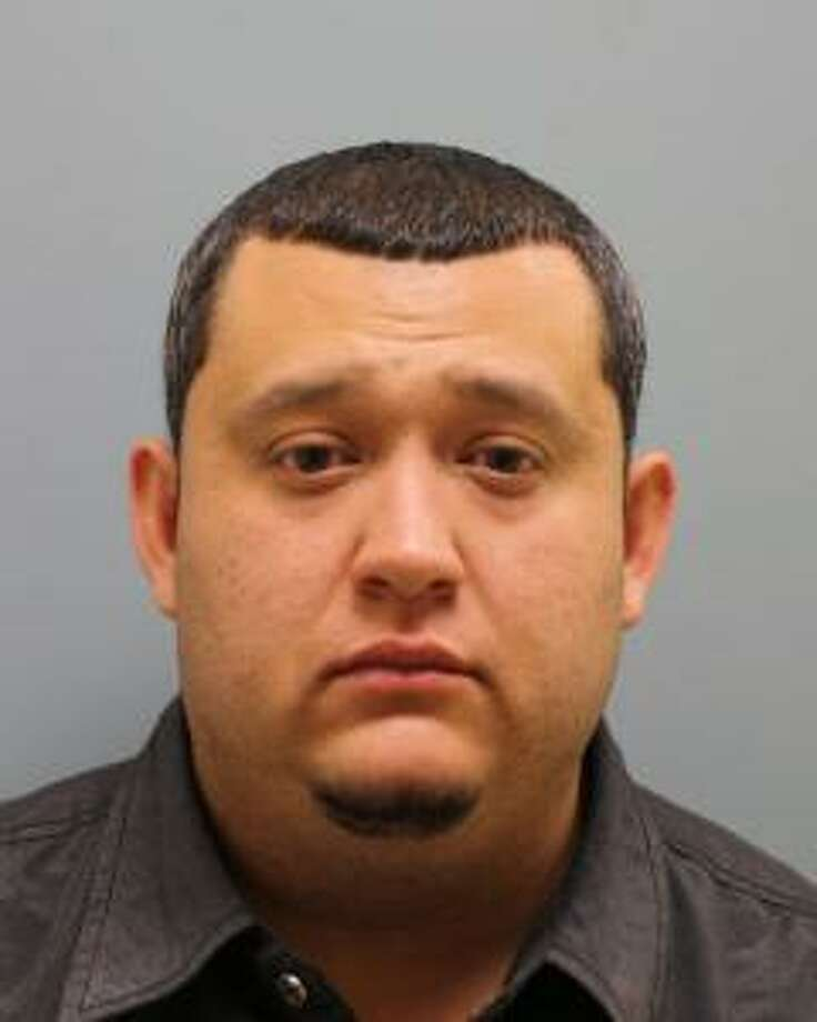 Ricardo Prado, 30, is accused of fatally shooting his estranged wife and her niece in a northwest Harris County home a day before Valentine's Day.