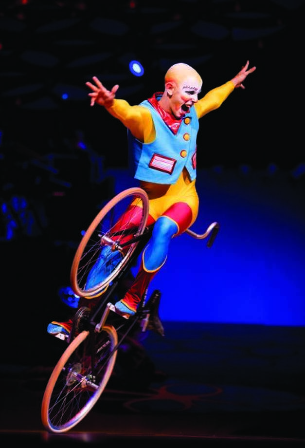 Cirque du Soleil is bringing their colorful show Saltimbanco to the Houston area with performances in Cypress.