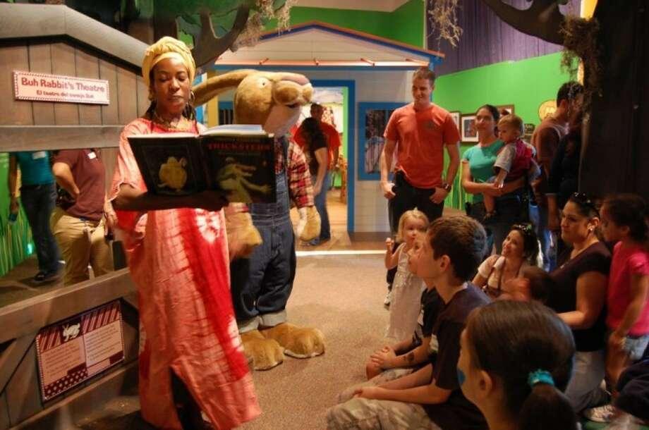 The Children's Museum of Houston celebrates Black History WonderWeek Feb. 23-29.