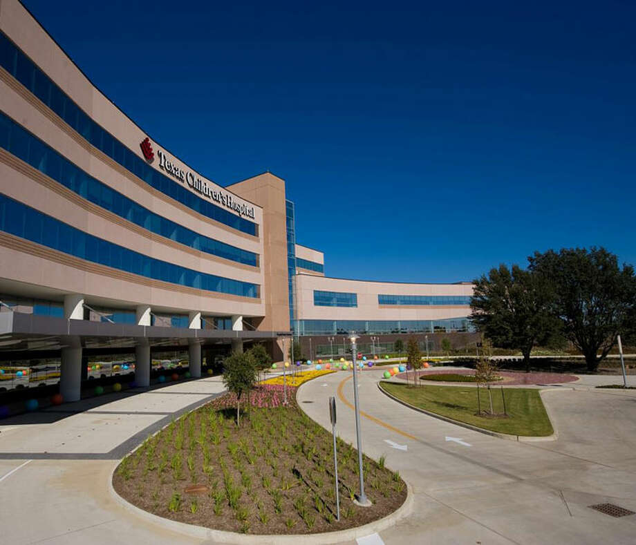 Photo: Submitted Photo Courtesy Of Texas Children's Hospital - Allen S. Kramer