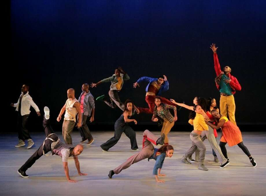Led by Robert Battle in his inaugural season as Artistic Director, Alvin Ailey American Dance Theater will return to Houston for three performances - Friday and Saturday, March 2 & 3 at 8 p.m., and Sunday, March 4, at 2 p.m. in Jones Hall, presented by Society for the Performing Arts.