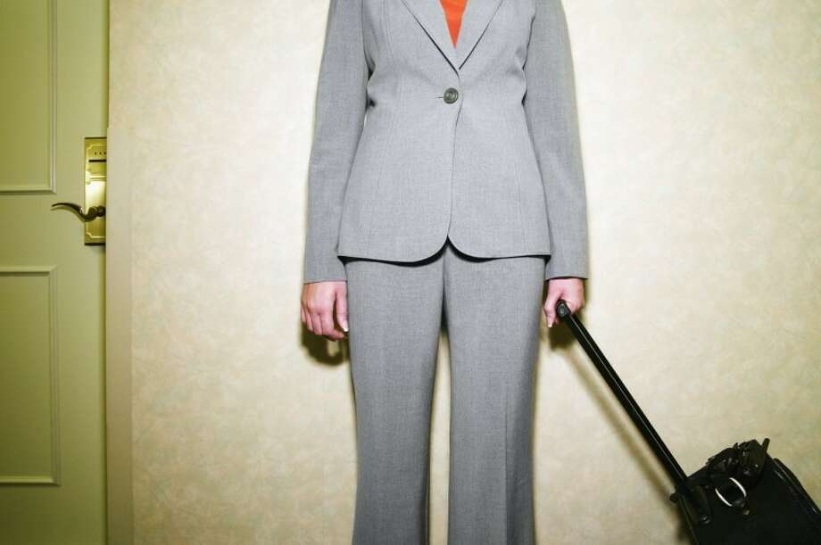 The campaign aims to provide interview-appropriate suits and career development to low-income women entering the workforce. Photo: © Royalty-Free/Corbis