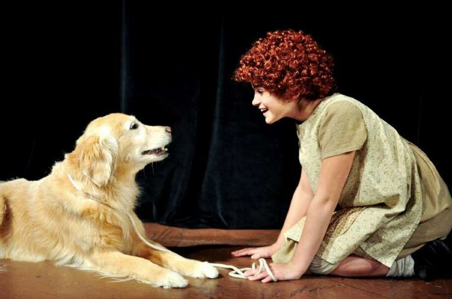 Sister O'Keefe as Sandy and Natalie Davidson as Annie