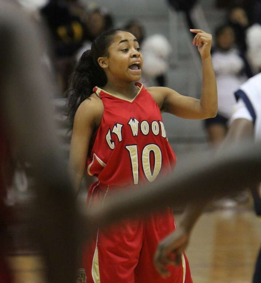 Chelsea Grimes and the Cy Woods Wildcats face Bellaire on Thursday in the area round. Photo: Jason Fochtman