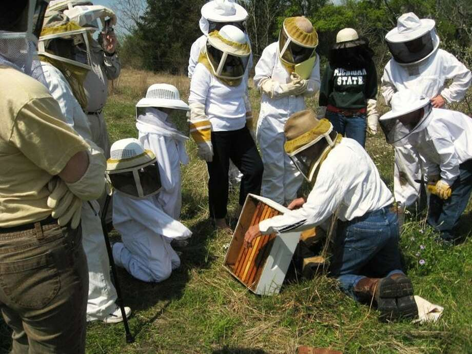 The Central Texas Beekeepers meets at 7 p.m. on the fourth Thursday of each month except November and December at the Washington County Fairgrounds in Brenham. You may visit our website listed above and view us on face book at Central Texas Beekeepers and Friends. Photo: SUBMITTED PHOTO