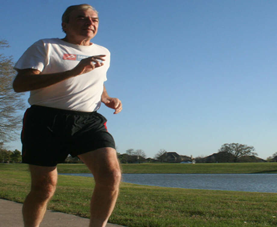 John McCoy, a resident of the Cypress area, will participate in the 115th Boston Marathon this April.