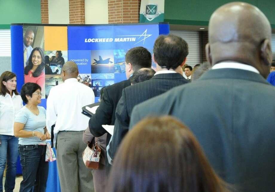 Aerospace workers seek new path