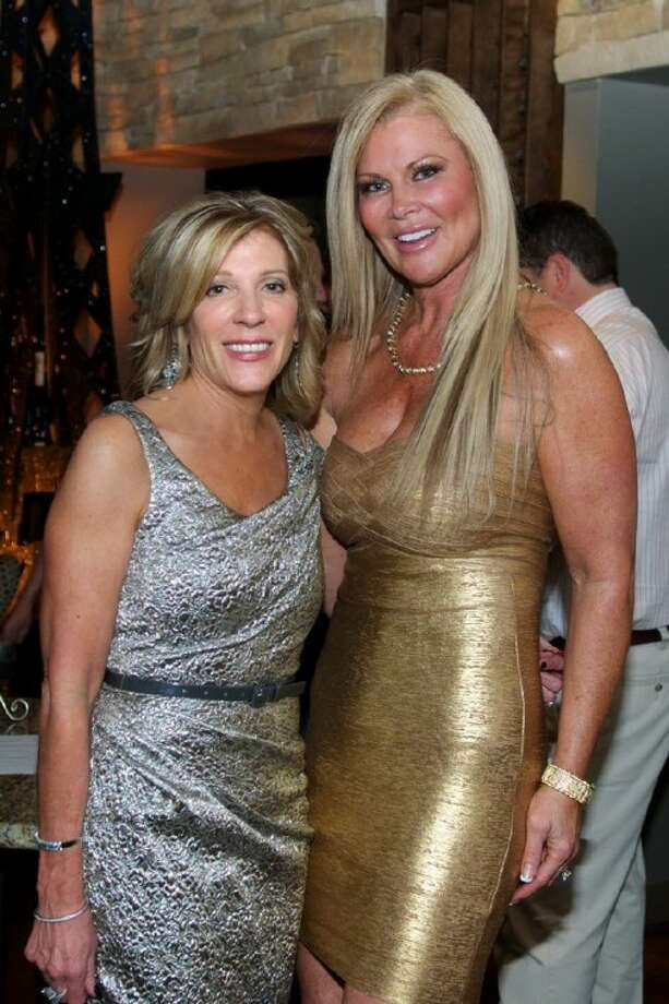 2012 Montgomery County Heart Ball Co-Chairs: Stacey Bourque and Theresa Roemer. The event is Saturday. Tickets still available.