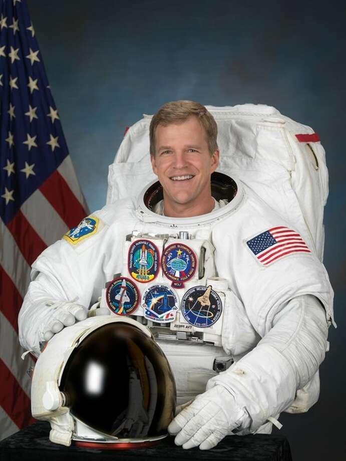 As an astronaut...