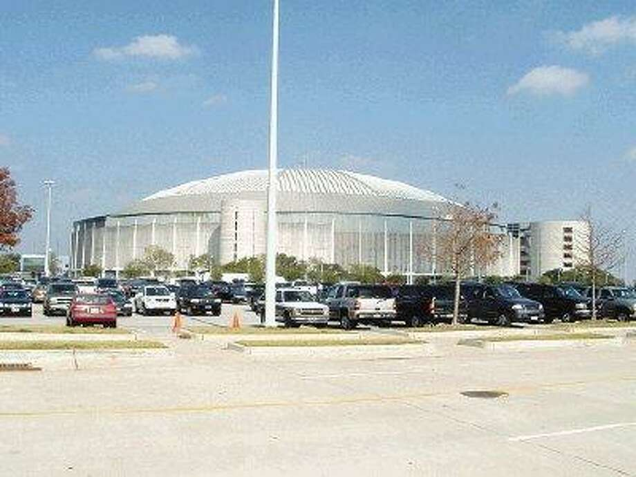 The Houston Astrodome was once the largest stadium of its kind in the world. / @WireImgId=748098