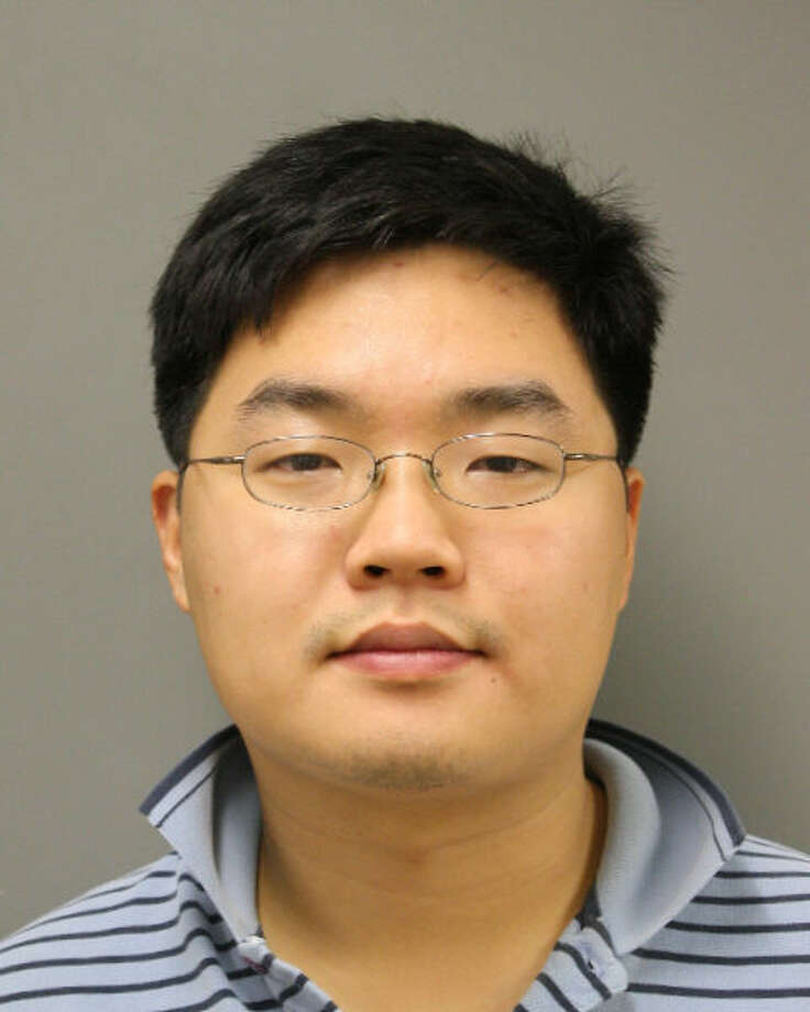 James Lee Kong faces five charges of possession of child pornography.