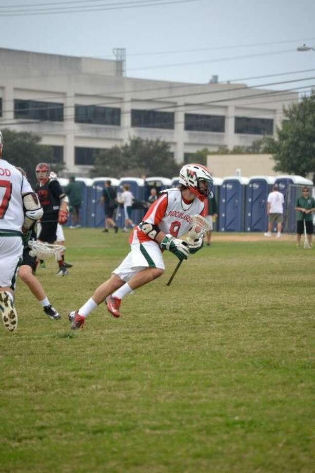 The Woodlands lacrosse team defeated Seven Lakes on Wednesday, 17-3. Photo: Courtesy Photo