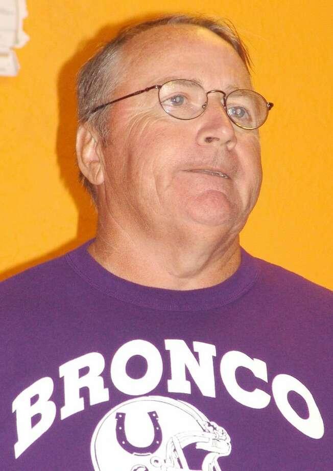 Coach Jerry Stewart