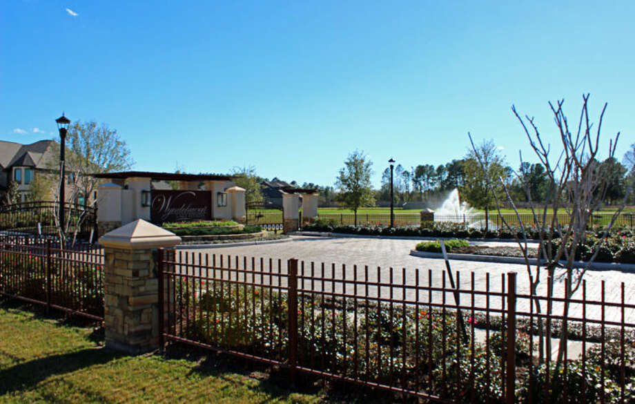 Recently designated as a Quality Planned Development by the West Houston Association, Wyndehaven Lake Estates used design standards usually found only in much larger master-planned communities to create a neighborhood that builders and home buyers embraced enthusiastically. Photo: Chris Jones