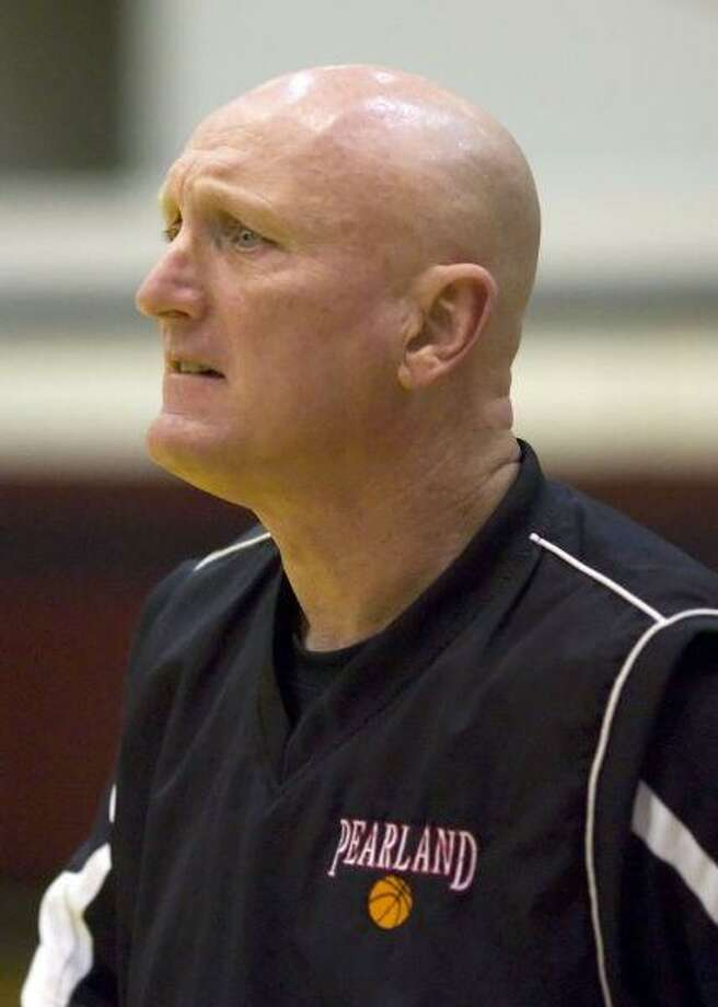 Pearland head coach Steve Buckelew saw his team battle Fort Bend Travis hard for four quarters before dropping a 61-51 area-round decision in a Class 5A playoff game.