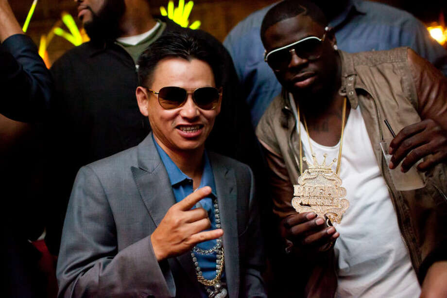 TV Johnny at All-Star Party hosted by Trinidad James, Andre Johnson and Jas Prince Photo: Collins Metu