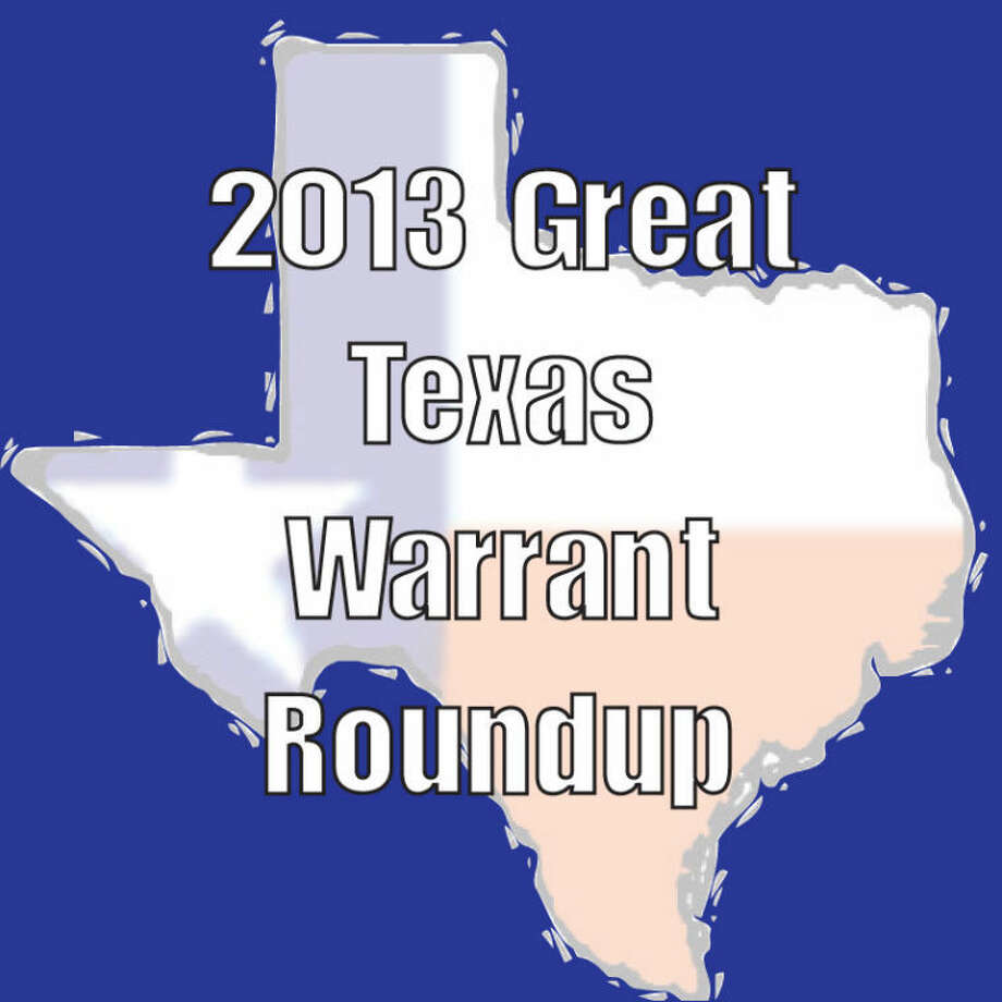Texas Warrant Roundup