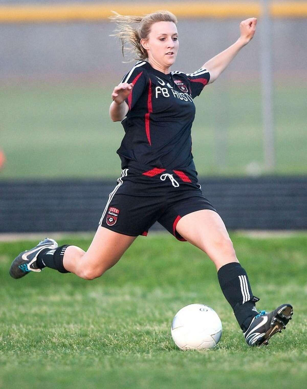 Senior Kate Kincaid has been a mainstay on the Austin girls soccer team defense that allowed three goals in 18 district games. The Lady Bulldogs open the postseason against Brazoswood on Tuesday.