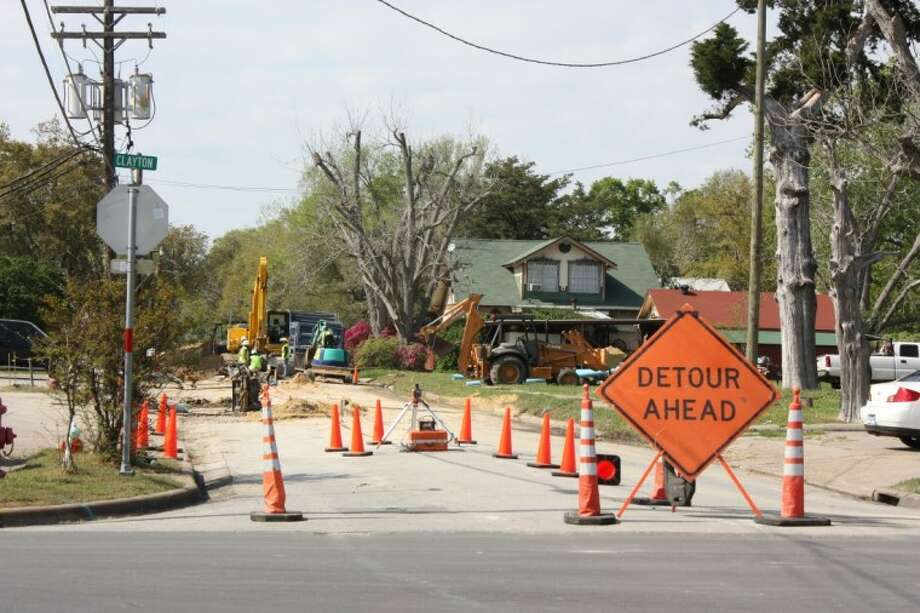 Residents that live along Main St. in Dayton will soon have better sewer service. The city began an extensive sewer line renovation project last week to replace crumbling concrete lines with new PVC pipes. The project is expected to take 260 days and improve service for residents along surrounding streets as well.
