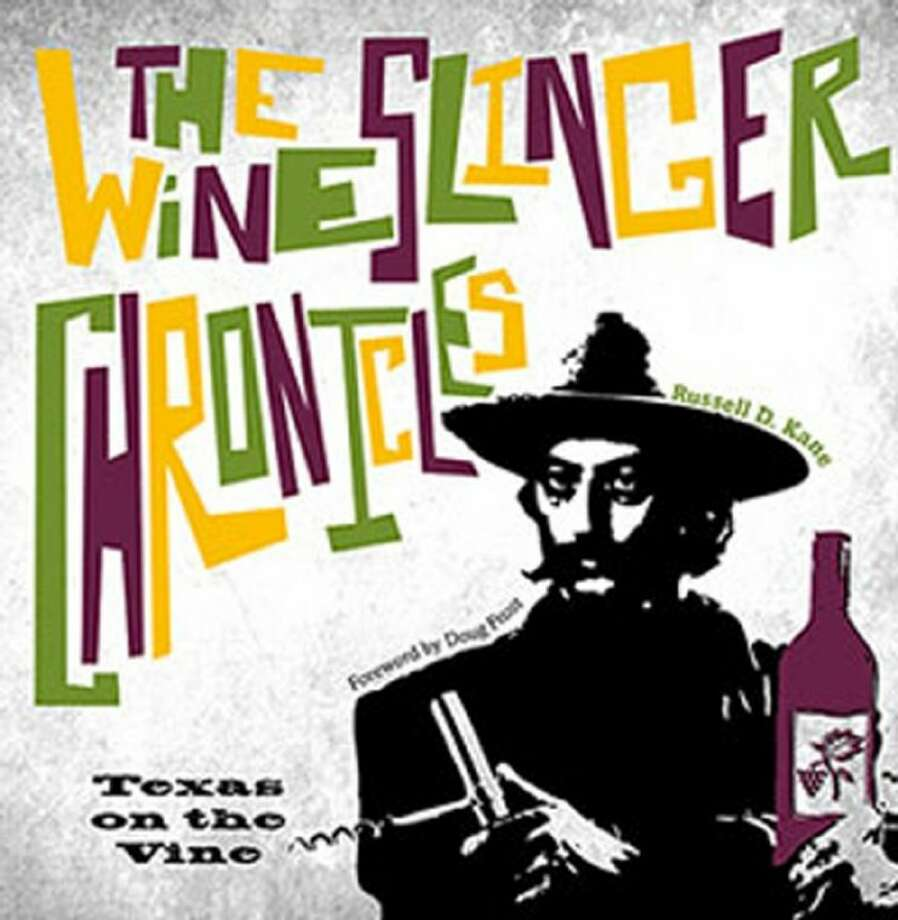 "Dr. Russ Kane has been roaming the Texas highways visiting wineries and vineyards researching the best, average and bad of Texas wineries and vineyards. His book is called ""The Wineslinger Chronicles."""