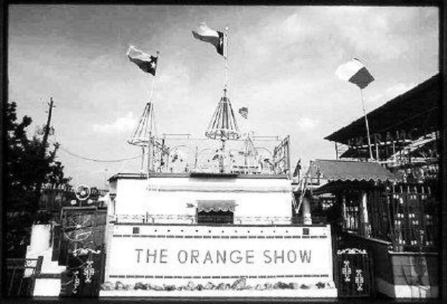 The Orange Show is one of Houston's most fascinating museums.
