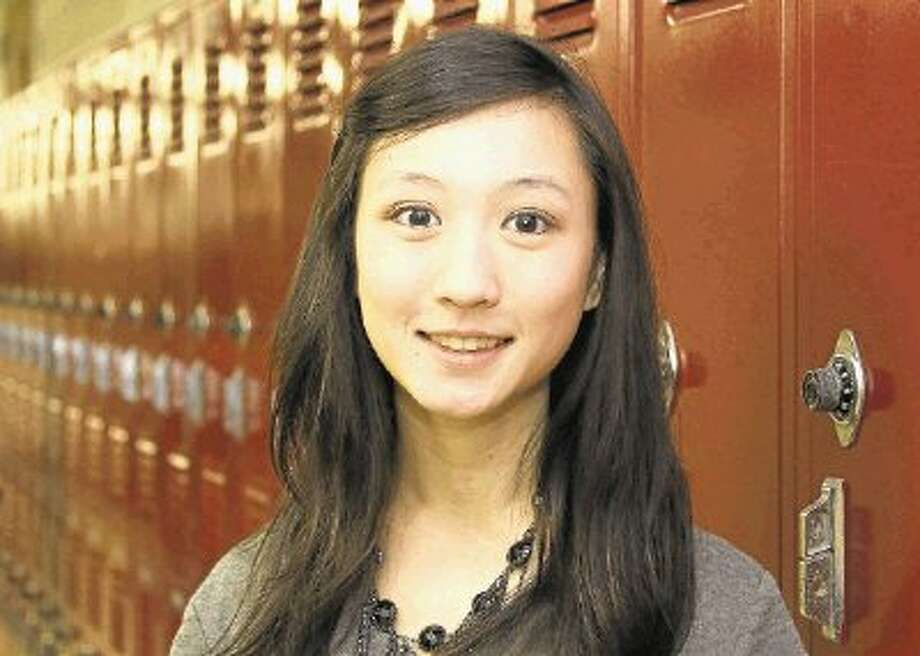Dawson High School student Michelle Geng was selected as a Coca-Cola Scholars Program finalist. / @WireImgId=2214246