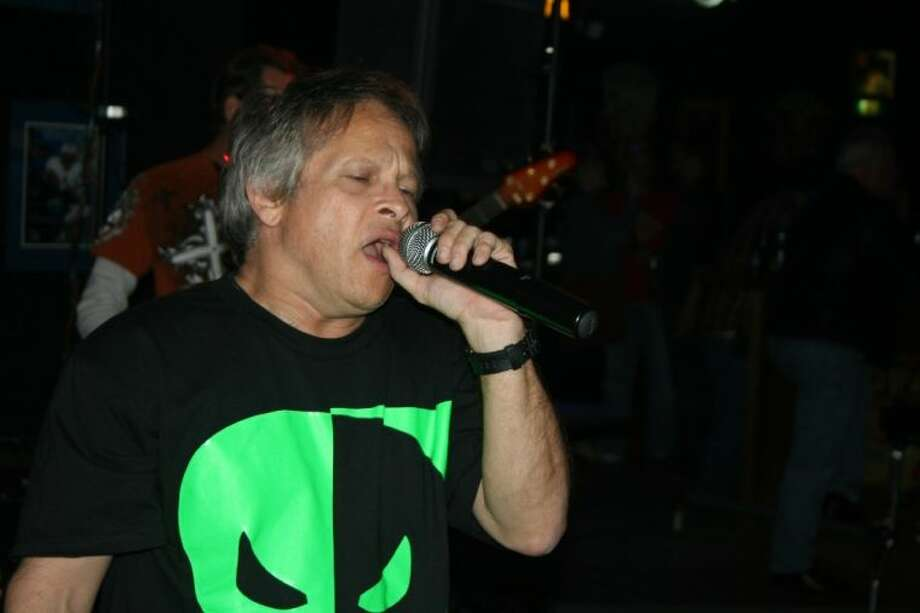 "Steve Foster might be known as ""Shorty"" by his DB-5 band mates, but the lead singer is never short of talent and quips during his performances."