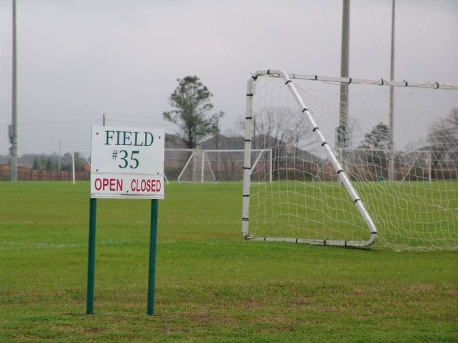 Use of Centennial Park soccer fields has become an issue at Friendswood City Hall. Photo: JEFF NEWPHER