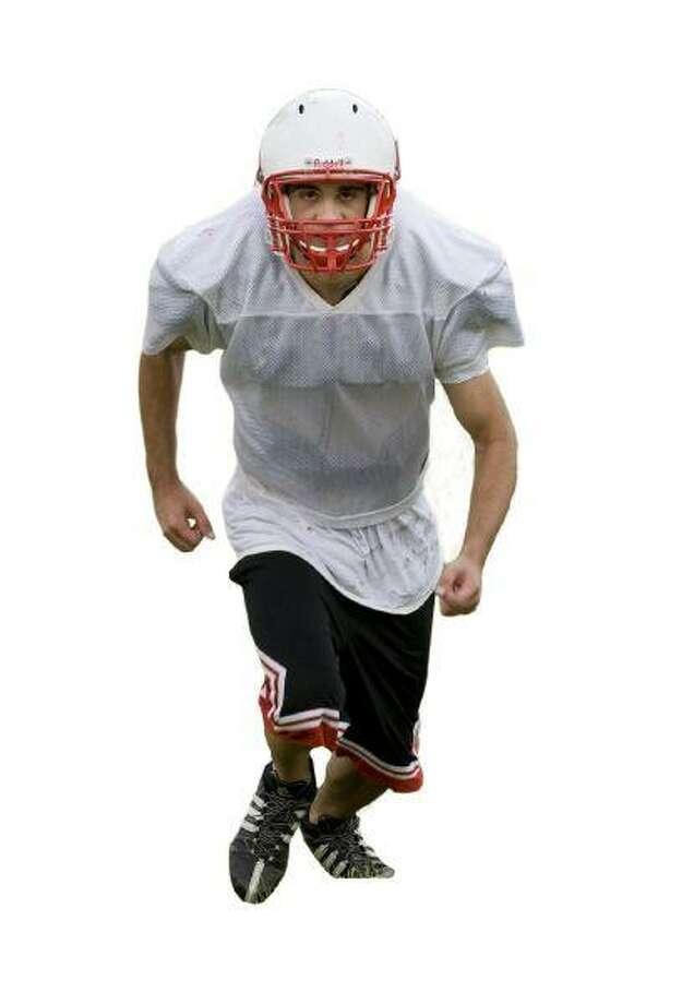 PRIME TIME PLAYER Running back Chase Oliver Rosehill Christian School