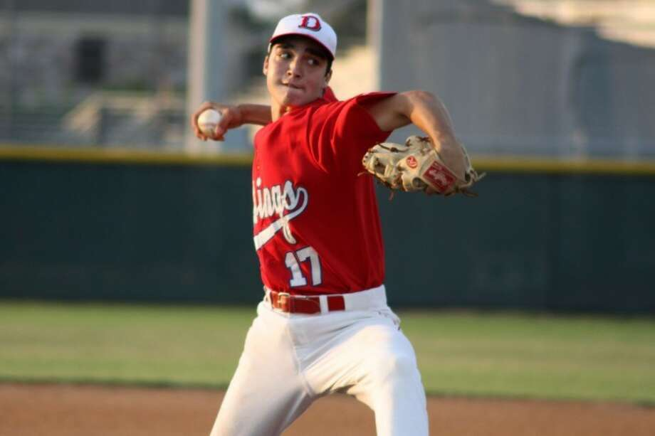 Nick Hernandez is one of the top pitchers in Fort Bend ISD. He gives Dulles a chance to win every time he takes the mound. (Photo by Patric Schneider) Photo: Patric Schneider