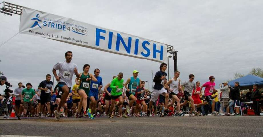 The T.L.L. Temple Foundation and The Methodist Hospital System are hosting the seventh annual Methodist Stride4Stroke 5K Walk/Run at Rice University on March 2. The event is expected to attract more than 3,500 people and raise approximately $600,000 for stroke education and outreach.