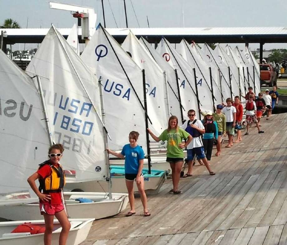 Lakewood Yacht Club Sailing Director Marek Valasek has announced that the club will be hosting a series of six, one week-long Bay Access sailing clinics for beginners this summer. Photo: SUBMITTED PHOTO