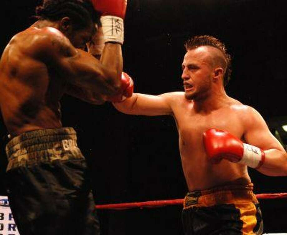 """John """"The Lion"""" Rarden has fought his way toward an undefeated record of 11-0 as he meets one challenge at a time."""