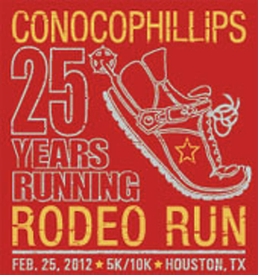 The ConocoPhillips Rodeo Run takes place on Saturday, Feb. 25, just before the Downtown Rodeo Parade.