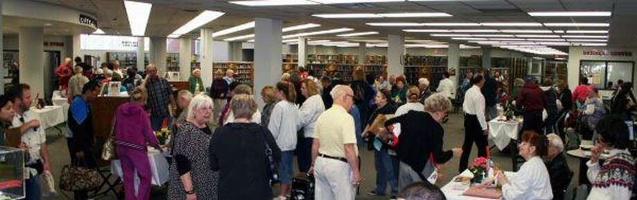 A record crowd showed up for the Annual Appraisal Fair at the Pasadena Central Library on Feb. 28. They brought treasures of family heirlooms, antiques and collectibles. Some just came to see what might appear. Professional appraisers disbursed information on value, time period, original use, etc.