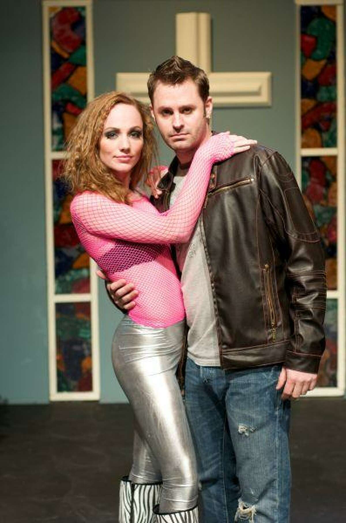 Roger (Brad Goertz), despondent from the death of his girlfriend, finds solace with free-spirited Mimi (Julia Hester), a neighbor in his lower east side apartment, as they struggle to pick up the pieces of their broken lives.