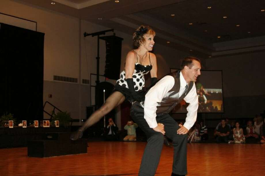 As one of the largest fundraising events, the fifth annual YMCA Dancing for Partners event April 25 has continued to grow every year and proceeds from the event benefit the YMCA's Partners program which provides scholarships for families who might not be able to afford programs at the YMCA.