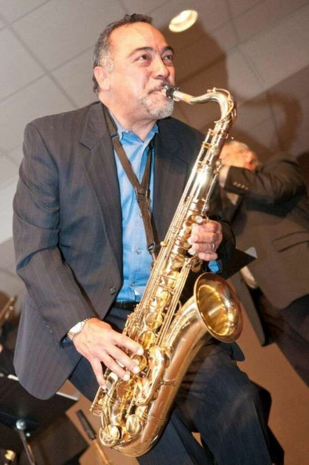 Renowned saxophonist Johnny Gonzales will accompany the College of the Mainland Jazz Ensemble on Feb. 23. Photo: Courtesy COM