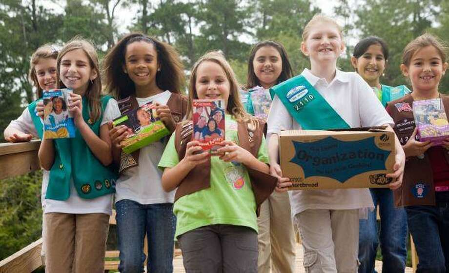 Jan. 9 marks the start of the Cookie Sale for Girl Scouts of San Jacinto Council.
