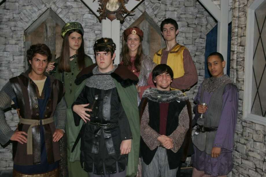 'Macbeth' is the spring production at St. Thomas High School. Set in the medieval period, the show's special effects include four fight sequences and a massive castle set. Performances are at 7 p.m. April 8-9 and 6 p.m. April 10.