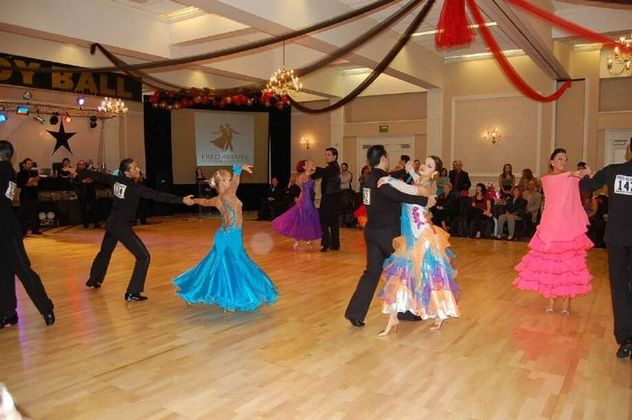 Fred Astaire Dance Studios, Texas Region, recently held the 7th annual Freddy Ball at the Houston Marriott Bush Airport. Photo: Submitted Photo