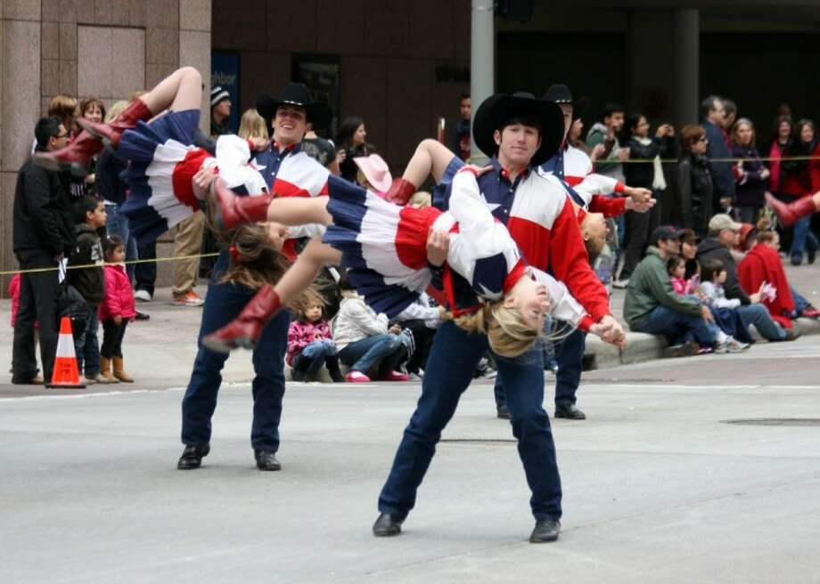 More photos from Saturday's rodeo parade