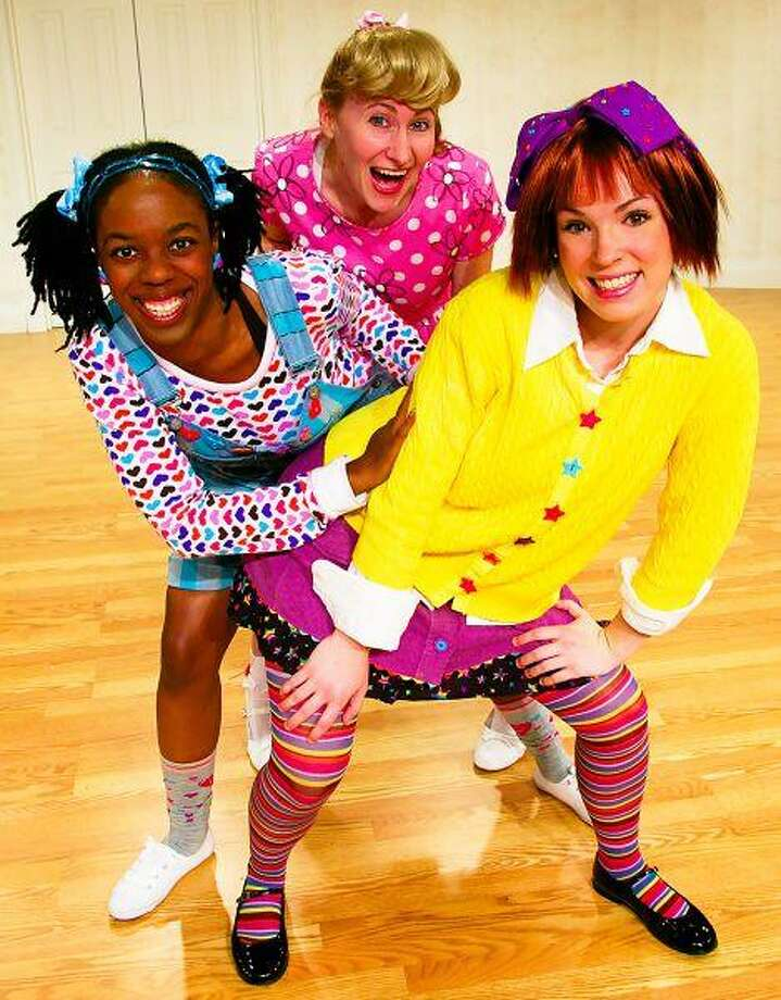 That Grace (Brittny Bush), Lucille (Kathryn Noser) and Junie B. Jones (Caroline Menefee) are back at Main Street Theater, 4617 Montrose Blvd., through March 27. For further information call, 713-524-6706 or visit www.mainstreettheater.com.