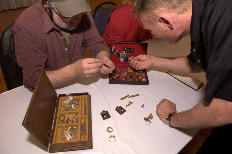 Representatives from the Ohio Valley Refinery and Roadshow will be in Cleveland through Saturday, March 3. The roadshow is looking to buy precious metals, jewelry, historical artifacts, antiques and other collectibles. Photo: Submitted Photo