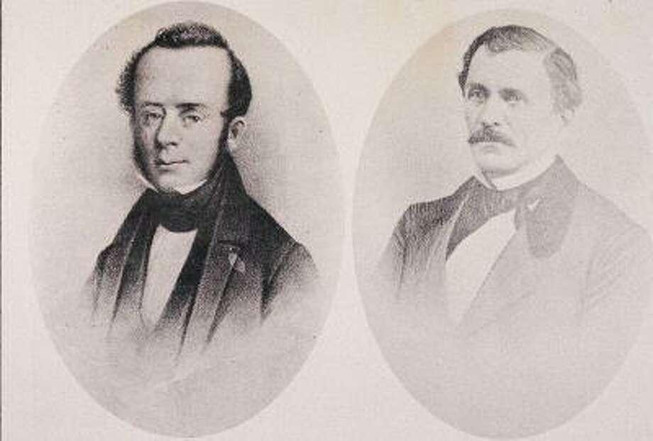 John Kirby Allen and Augustus Chapman Allen founded Houston on Aug. 30 1836.